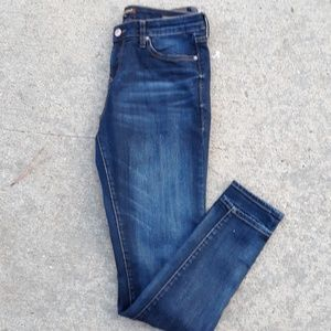 Dear John High Waisted Skinny Jeans. Gisele.